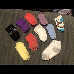 Bundle of socks (4T-5T)